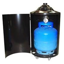 aquecedor de ambiente a gás